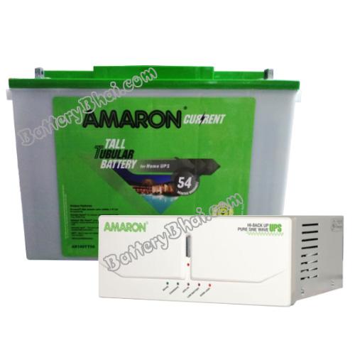 Amaron AR150TT54 and Amaron 880va